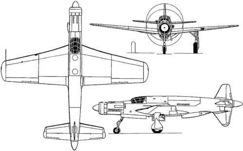 Dornier Do 335 (1943)