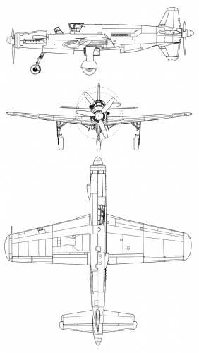 Dornier Do 335V-3