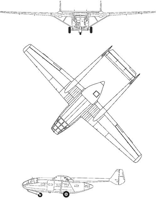Gotha Go 242B-1