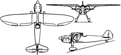 Henschel Hs 121 (1934)