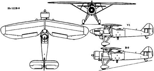 Henschel Hs 122 (1936)