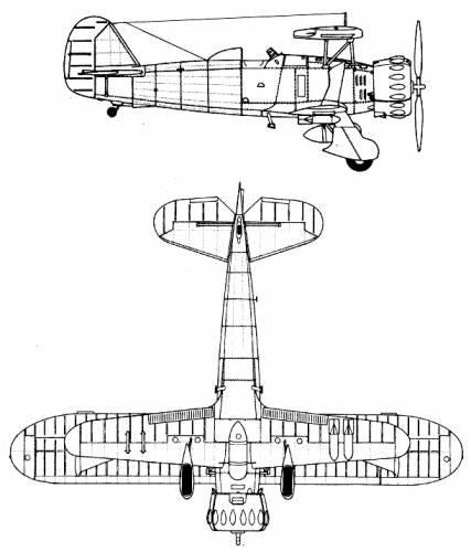 Henschel Hs 123 A