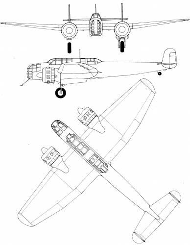 Henschel Hs 124V-2