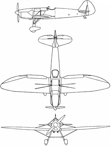 Henschel Hs 125