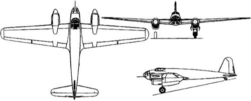 Henschel Hs 127 (1937)