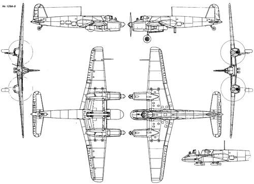 Henschel Hs 129A-0
