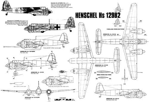 Henschel Hs 129B-2