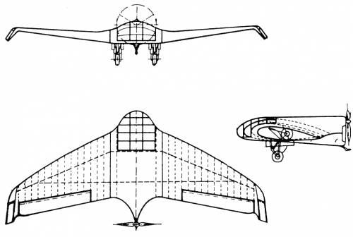 Lippisch DFS 40 Delta V