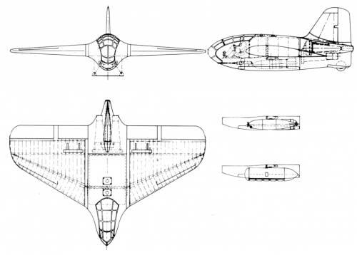 Lippisch P 09 Rocket