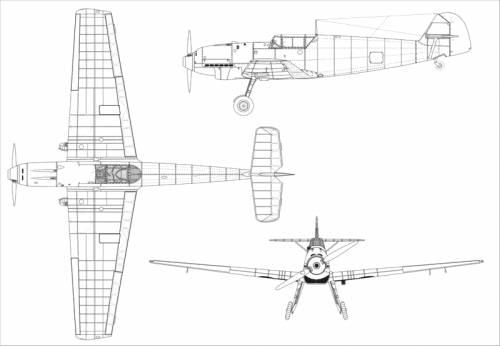 Messerschmitt Bf 109B