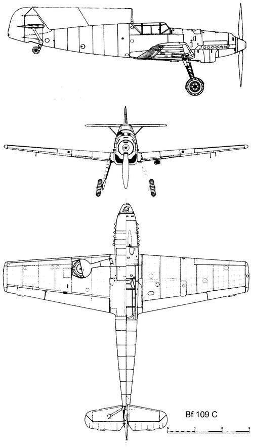 Messerschmitt Bf 109C