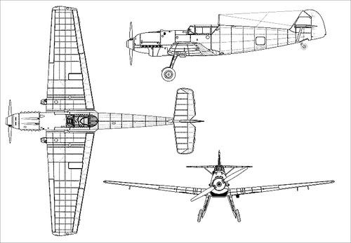 Messerschmitt Bf 109C-1