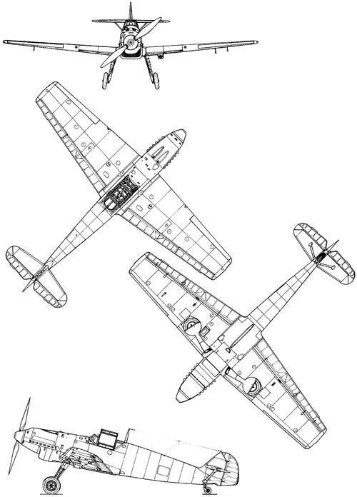 Messerschmitt Bf 109C-1 'Caesar'