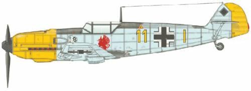 Messerschmitt Bf 109E-1