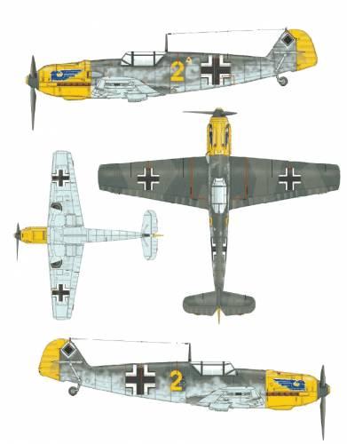 Messerschmitt Bf 109E-1a