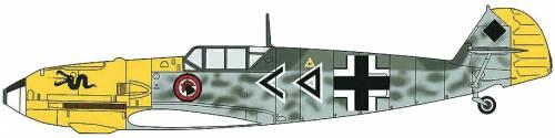 Messerschmitt Bf 109E-2