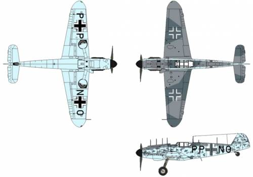 Messerschmitt Bf 109G-6