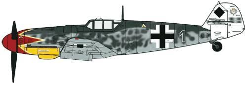 Messerschmitt Bf 109G-6W