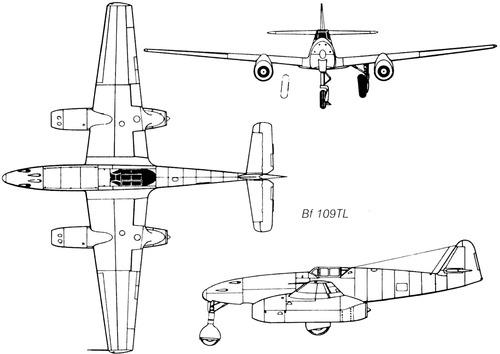 Messerschmitt Bf 109L