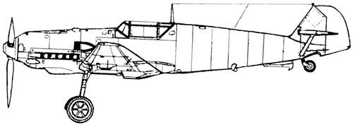 Messerschmitt Bf 109T