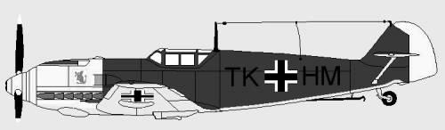 Messerschmitt Bf 109T (1940)
