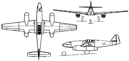 Messerschmitt Bf 109TL