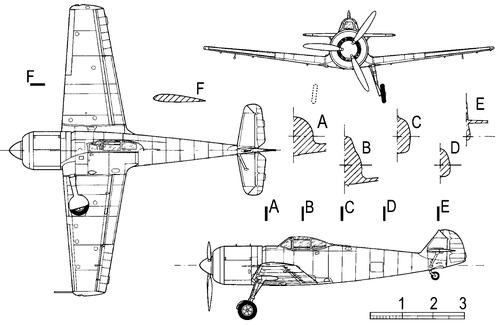 Messerschmitt Bf 109X (V21)
