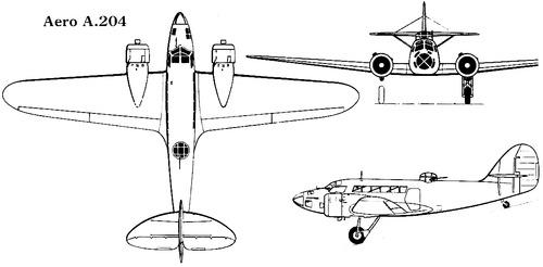 Aero A-204