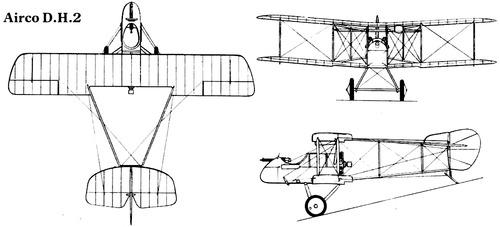 Airco de Havilland DH.2