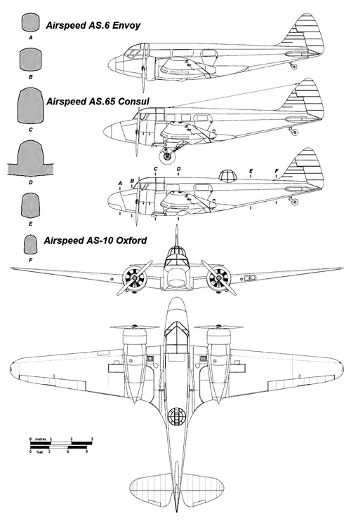 Airspeed AS-10 Oxford