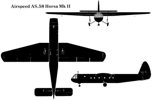Airspeed AS.58 Horsa Mk.II