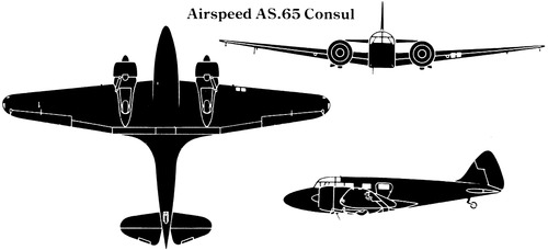 Airspeed AS.65 Consul