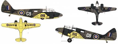Airspeed Oxford Mk.II Trainer