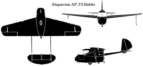 Alaparma AP.75 Baldo