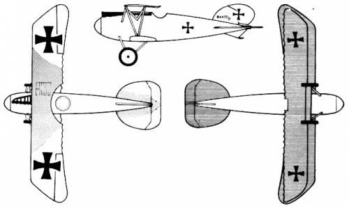 Albatros Scout D.V