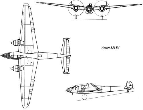 Amiot 351B-4