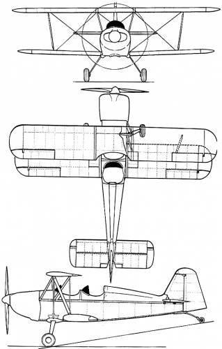 Andreasson BA-11