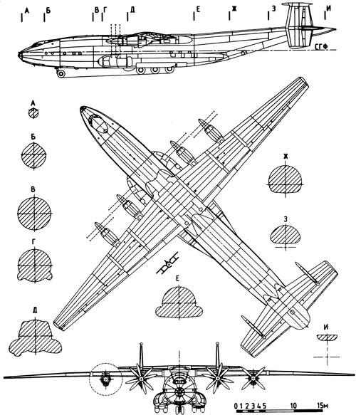 Antonov An-22 Antei (Cock)