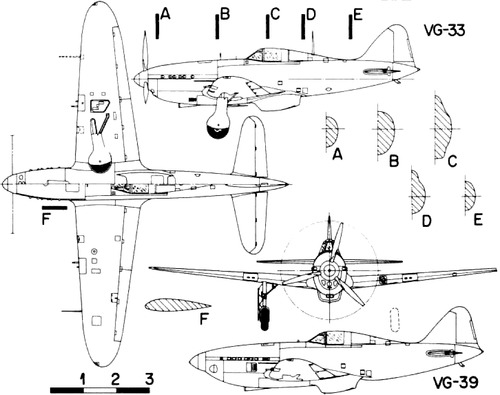 Arsenal VG.33 VG.39