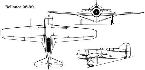 Bellanca 28-90 Flash