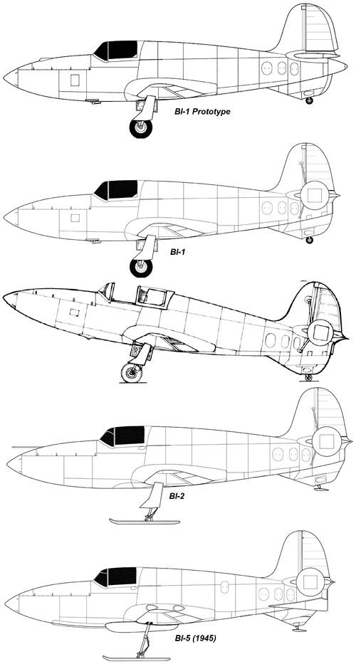 Bereznyak-Isayev BI-1