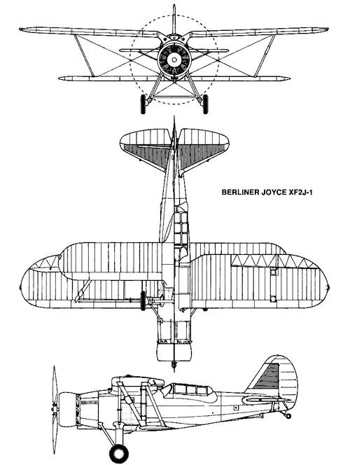 Berliner-Joyce XF2J-1