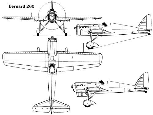 Bernard 260