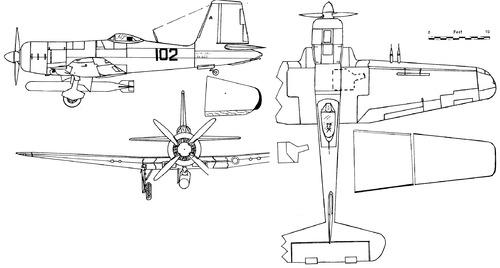 Blackburn Firebrand F Mk.II