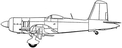 Blackburn Firebrand TF Mk.III
