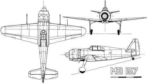 Bloch MB-157