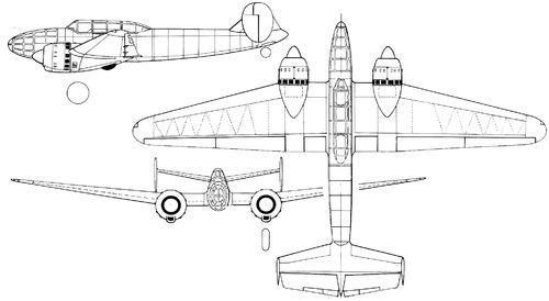 Bloch MB.174-01