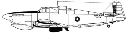 Bolton Paul Defiant TT.III
