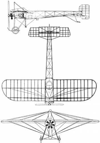 Borel Monoplan (1912)
