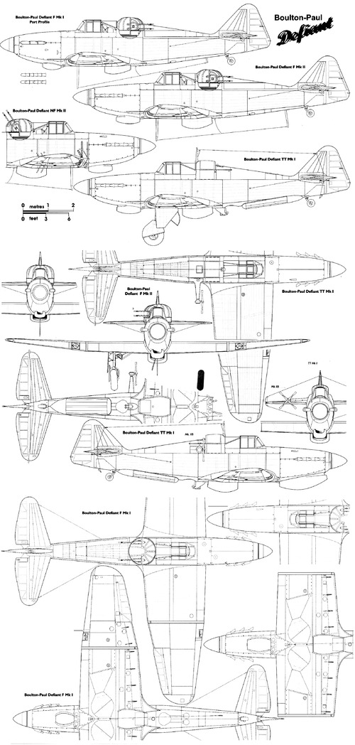 Boulton-Paul P.82 Defiant